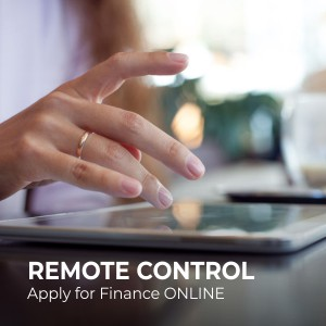 Apply for Finance ONLINE